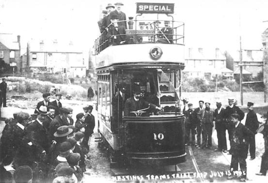 10 trial run 15-7-1905