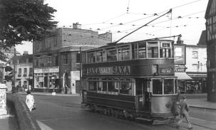 100 route 46 to Abbey Wood 26-6-1952