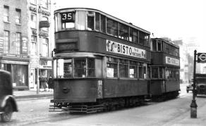132 route 35 to Highgate 23-2-1952