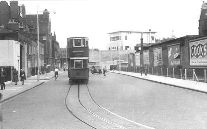 133 route 56 in Addington St 9-9-1951