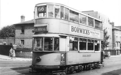 139 route 66 @ Forest Hill, post-war