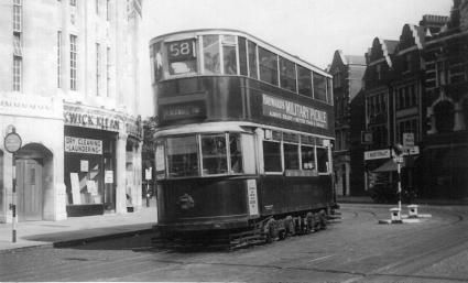 145 on route 58 to Blackwall Tnl, 16-9-1951