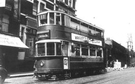 151 route 11 to Highgate Vill in New Rd 19-6-1938