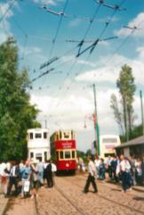 1858 & Blackpool 159 @ EATM 1988