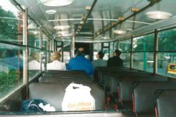 1858 top deck interior, 1988 EATM