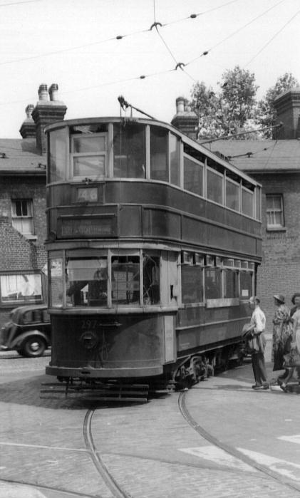 297 route 46 @ Woolwich c1952