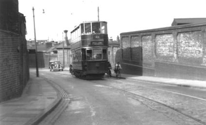 299 route 44 to Middle Park Ave 28-6-1952
