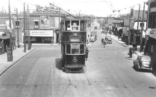 311 route 36 to Embankment @ Abbey Wood 13-5-1950