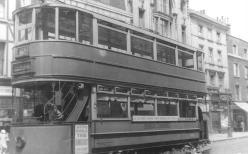 331 route 65 @ Bloomsbury, pre-war