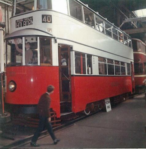 355 Feltham car, Clapham Museum