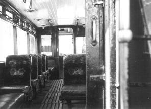 87 interior lower saloon 5-7-1952