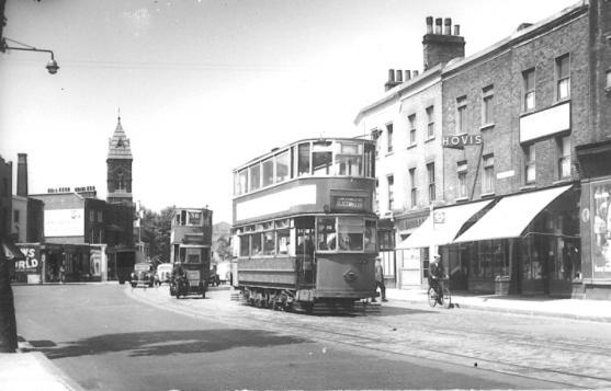 90 to Blackwall 5-7-1952