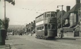 93 route 44 to Middle Park Ave 28-6-1952