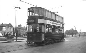 95 route 44 to Beresford Sq, post-war
