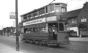 96 route 46 to Beresford Sq post-war