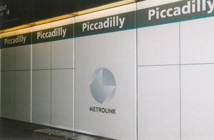Piccadilly stn name boards