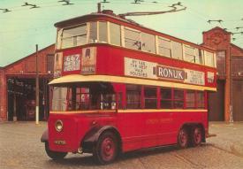 Trolley 1, LUT A1 type 1931-48, LT Museum