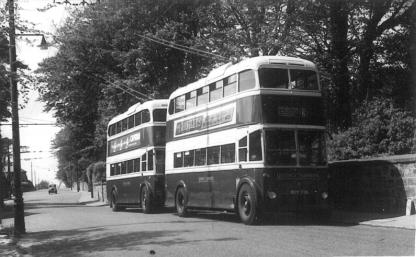Trolley 1 + another, serv 6 @ St Helens