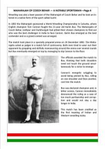 Maharaja of Cooch Behar- Page 4