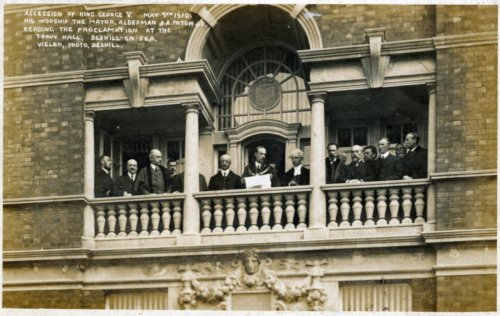 George V - 1910