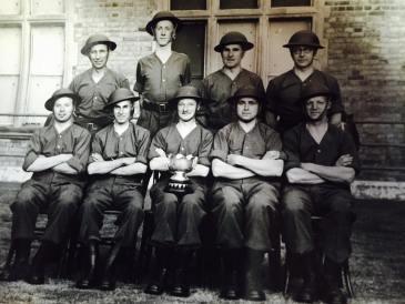 301 gunnery prize