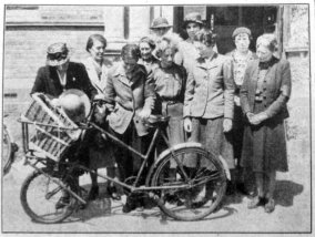 1943 South African bicycle