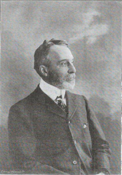 His Worship the Mayor of the borough of Bexhill, Ebenezer Howard, Esq.