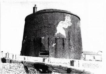 Tower No. 55 at Normans Bay