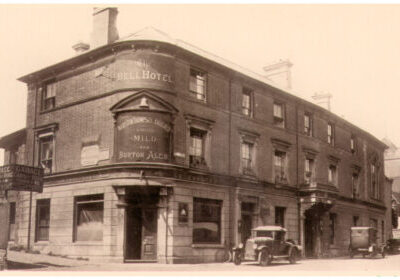 Bell Hotel c1928 text