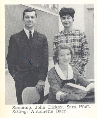 Antoinette Barr, in the 1966 Bexleo