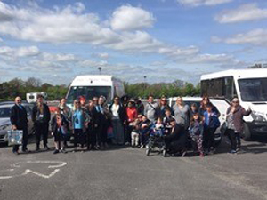 accessible Excursions Transport Services in Bexley