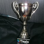 Tidally 2013 Fair Play Trophy