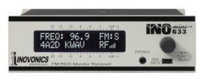 633 INOmini FM:RDS Monitor Receiver
