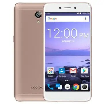 Coolpad E2C Snapdragon 210 MSM8909 1.1GHz 4コア
