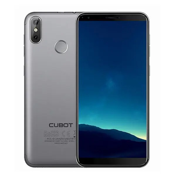 banggood Cubot R11 MTK6580 1.3GHz 4コア OTHER(その他)