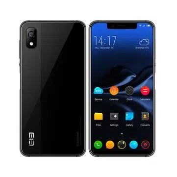 banggood Elephone A4 MTK6739 1.5GHz 4コア BLACK(ブラック)