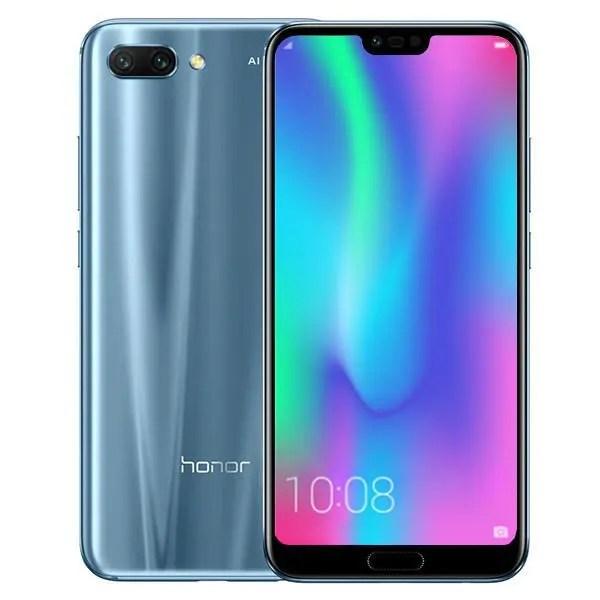 banggood Huawei Honor 10 Kirin 970 2.4GHz 8コア GREY(グレイ)