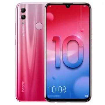 banggood Huawei Honor 10 Lite Kirin 710 2.2GHz 8コア RED(レッド)