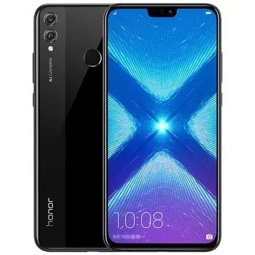 banggood Huawei Honor 8X Kirin 710 2.2GHz 8コア BLACK(ブラック)