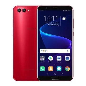 banggood Huawei Honor V10 Kirin 970 2.4GHz 8コア RED(レッド)