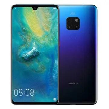 banggood Huawei Mate 20 Kirin 980 8コア Twilight(トワイライト)