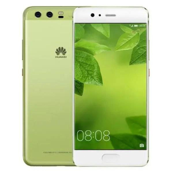 banggood Huawei P10 Kirin 960 2.36GHz 8コア GREEN(グリーン)