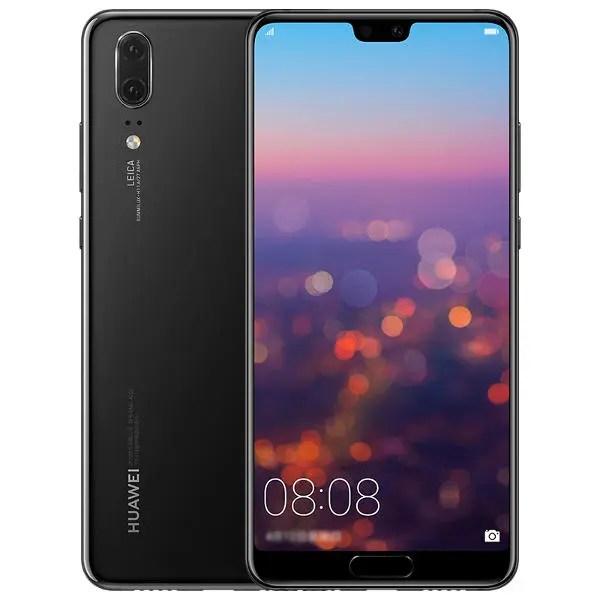 banggood Huawei P20 (EML-AL00) Kirin 970 2.4GHz 8コア BLACK(ブラック)