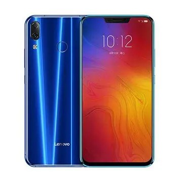 banggood Lenovo Z5 Snapdragon 636 SDM636 8コア BLUE(ブルー)