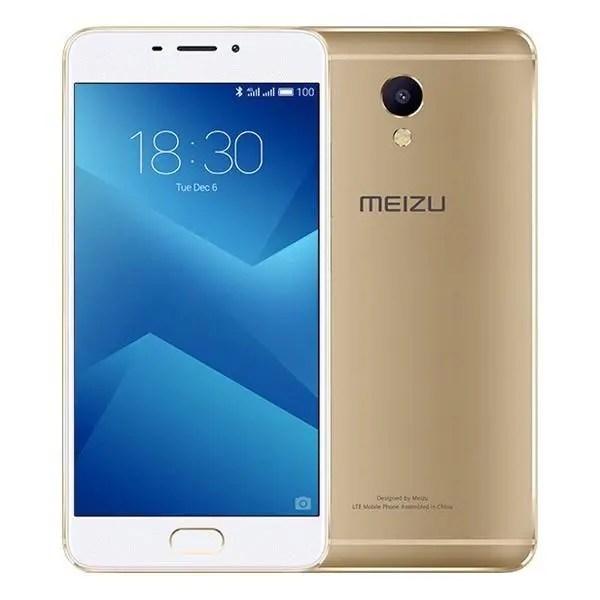 banggood MEIZU M5 NOTE MTK6755 Helio P10 2.0GHz 8コア GOLD(ゴールド)