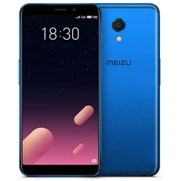 banggood Meizu M6s Exynos 7872 2.0GHz 6コア BLUE(ブルー)