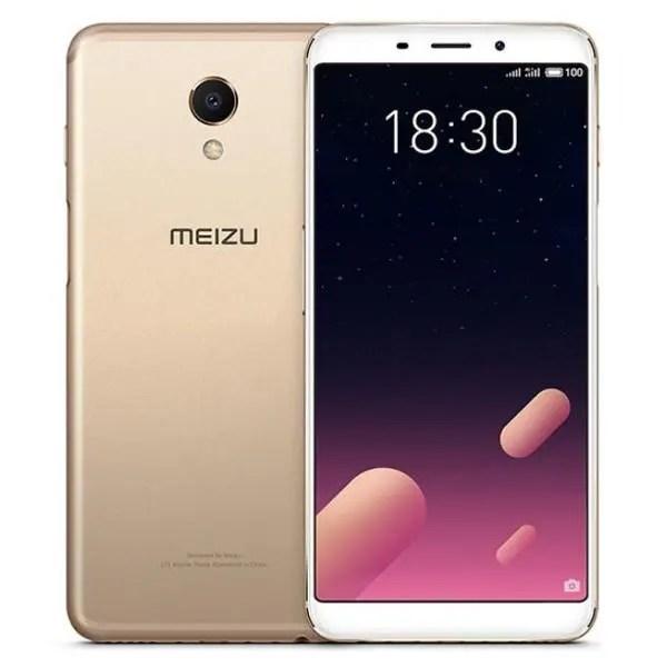 banggood Meizu M6s Exynos 7872 2.0GHz 6コア GOLD(ゴールド)