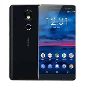 banggood Nokia 7 Snapdragon 630 SDM630 2.2GHz 8コア BLACK(ブラック)