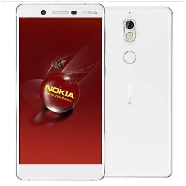 banggood Nokia 7 Snapdragon 630 SDM630 2.2GHz 8コア WHITE(ホワイト)
