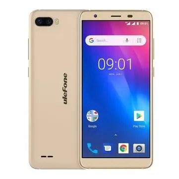 Ulefone S1 Pro MTK6739 1.5GHz 4コア